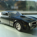 1976 Pontiac Firebird T/A * BLACK