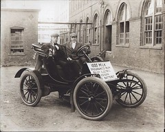 Bailey Electric Vehicle that competed in a 1,000-mile endurance run in 1910 using Edison storage batteries [1000x805] #HistoryPorn #history #retro http://ift.tt/1XZSqSm (Histolines) Tags: history electric that 1 run storage retro using bailey timeline vehicle 1910 endurance batteries edison vinatage competed historyporn 000mile histolines 1000x805 httpifttt1xzsqsm