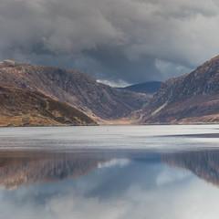 Storm over Loch Glendhu (rdhphotos) Tags: reflection sutherland kylesku lochglendhu cloudpatterns