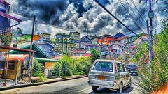 HDR using Mobile - Baguio Lower Brookside (sunokie) Tags: mobile philippines baguio hdr brookside nokie casido