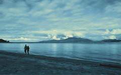 Got the Blues (charhedman) Tags: ocean sky mountains water vancouver clouds sand jerichobeach hss slidersunday