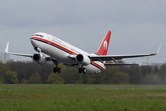 Boeing 737-81Q Meridiana EI-FFK (herpeux_nicolas) Tags: boeing takeoff iss meridiana ig winglets wl 737800 dcollage nextgen b737800 b738 nte nantesatlantique n1786b lfrs boeing73781q boeing737nextgen eiffk msn29051 cn29051