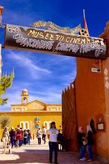 Ouarzazate - April 2016 (300 jours  Paris) Tags: africa travel cinema film sahara museum architecture landscape desert outdoor north morocco maroc atlas marrakech maghreb medina studios ouarzazate ait ksar kasbah benhaddou
