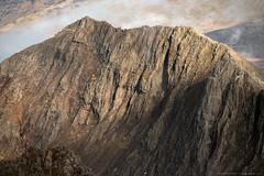 Crib Goch (f. politi) Tags: mountain wales landscape afternoon crib mountaineering snowdon snowdonia scrambling goch