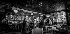 Tribeca (davidjhumphries) Tags: new york city nyc sky food apple beer bar america canon big pub manhattan drinks l tribeca walkers 1740mm f4 5dmkii