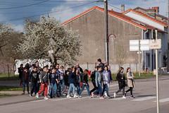 Visite du CME de Saint Junien