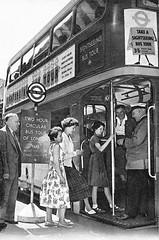 London transport RT311 on the London sightseeing service 1959. (Ledlon89) Tags: bus london buses transport rt lt londonbus londonbuses vintagebuses lte aecregent rtbus