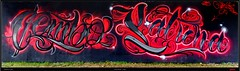 Artist: (pharoahsax) Tags: world street urban bw streetart get art colors wall writing germany painting deutschland graffiti artwork mural paint artist kunst tag tags spray peinture urbanart painter writer graff baden karlsruhe ka legal spraycan wrttemberg sden pmbvw worldgetcolors