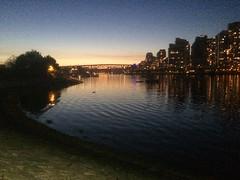 IMG_1301 (Sweet One) Tags: sunset canada vancouver bc britishcolumbia falsecreek