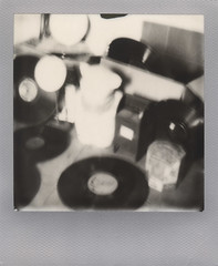 Still (benjaflynn) Tags: blackandwhite bw music stilllife house records abandoned film home monochrome farmhouse analog mailbox rural cat vintage silver polaroid found sx70 illinois blurry antique interior empty exploring gray mirrors objects dirty retro indoors forgotten abandonedhouse vacant jar inside antiques shaky expired porcelain instantcamera vinyls pola rubble trespassing ruined bigrock arranged countryhouse expiredfilm roid deteriorating polaroidsx70 instantfilm thecountry scannedfilm primelens polaroidweek insta polalove rurality fixedfocallength roidweek epsonperfectionv500 landcamerasx70 theimpossibleproject impossiblefilm silverframeedition exp0514 roidweek2016 polaroid116mmf8lens polaroidweek2016 bwsx70silverframe