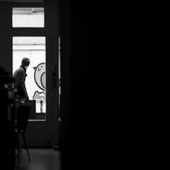 bird (Andrew Malbon) Tags: street leica bw streetart bird vintage square outside blackwhite cafe bokeh rangefinder hampshire summicron portsmouth handheld inside 90mm teatray southsea m9 shortdepthoffield farkfk 90mmf2 shorttelephoto leicam9
