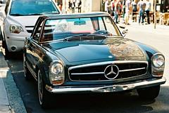 Mercedes Benz 230 SL (David Swift Photography Thanks for 15 million view) Tags: mercedes mercedesbenz classiccars automobiles vintagecars mercedes230sl davidswiftphotography