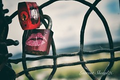 Enlacs.... (laurent Showl20) Tags: urban love cadenas amour che guevara