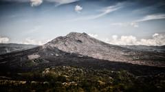 Mount Batur (Rahman750) Tags: bali mountain indonesia volcano batur activevolcano mtbatur gunungbatur