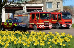 Alnwick Fire Station (sportpix99) Tags: sat