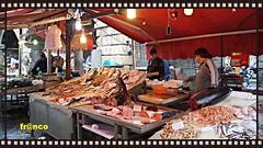 Banco del tonno (fr@nco ... 'ntraficatu friscu! (=indaffarato)) Tags: italy italia sicily palazzo mercato catania sicilia pescheria uzeda