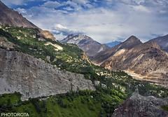 VIEW FROM HUNZA (PHOTOROTA) Tags: pakistan flickr hunza abid photorota