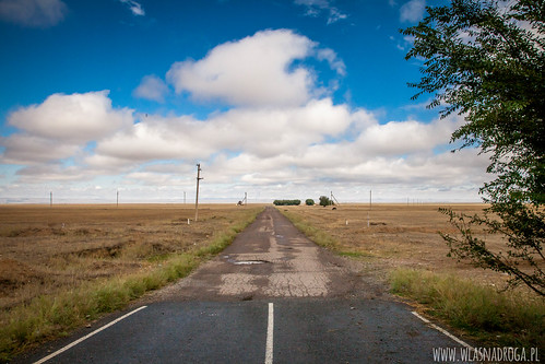 Koniec asfaltu, początek przygody?