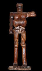 HVAVOK (teresio pesando scultore) Tags: scultura bassorilievo sculturainlegno tuttotondo cretacotta