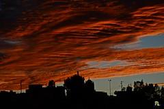 Atardecer en Morelos, Zacatecas (moreloszacatecas) Tags: zacatecas morelos
