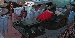 Comics Batmobile (Marty713 CZ) Tags: comics lego batman batmobile supercar legobatman miniscale legophoto