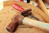 Rusty tools (rodrigo_depaiva) Tags: wood hammer rust rusty tools nails oxidation madeira ferrugem martelo ferramentas pregos oxidação
