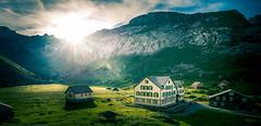 Meglisalp (brue') Tags: mountain nature rock alpes landscape photography restaurant schweiz switzerland suisse svizzra hiking inner svizzera alp wandern appenzell sntis alpstein kanton innerrhoden rhoden meglisalp meglis