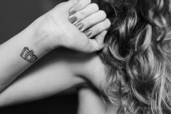 l i g h t (2/2) (Haley Rae Adair) Tags: camera blackandwhite selfportrait tattoo skin fineart selfportraits curls naturallight redhead nailpolish curlyhair fineartnude fineartphotography windowlight selfportraitproject filteredlight 2106 naturallightphotography cameratattoo naturallightphotographer
