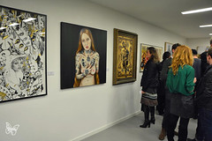 XX - Saatchi Gallery (s.butterfly) Tags: london xx alice saatchigallery pasquini urbannation