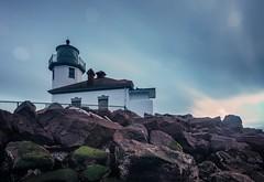 Threshold (Pedalhead'71) Tags: longexposure lighthouse westseattle alkipoint
