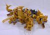 Gilda (lingonkart) Tags: girl gold robot lego robotgirl gynoid moc