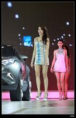 nEO_IMG_DP1U8946 (c0466art) Tags: auto show girls light car canon hall dance gorgeous professional toyota taipei charming 2016 1dx c0466art exhibition