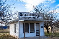 H.A.C. Brummett Law Office (davidlayne1284) Tags: building us nikon texas unitedstates historic westtexas dickens lawyer attorney woodbuilding dickenscounty d7200 d7200nikon
