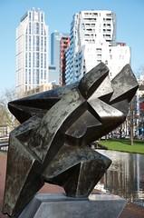 The Farewell (RobertsNL) Tags: week27 statuessculptures umbertomastroianni 7daysofshooting gliamanti hetafscheid focusfriday