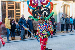 II Mascarada Ibrica-17 (jmdobarro) Tags: galicia carnaval bolo mascarada viana tradicin ourense entroido ibrica vilario conso