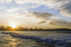 (BorjaiGlesias) Tags: fuji asturias playa fujifilm gijon playasanlorenzo