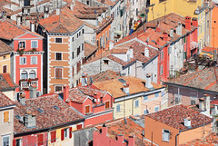Rovinj. Panoramic views (vs1k. 1 000 000 visits, Thanks so much !) Tags: sea croatia rovinj adriatic istria hrvatska