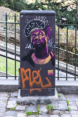 Guat Mao (Sbastien Casters) Tags: street streetart paris france art graffiti urbanexploration mao urbain graffitis guat