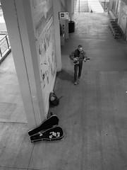 P2050008-Edit.jpg (neilcar) Tags: seattle blackandwhite bw monochrome blackwhite guitar tips pikeplacemarket busker busk publicmarket techready