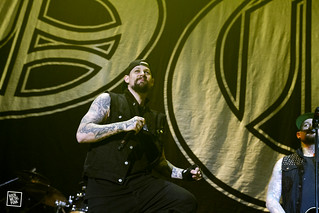 12-02-16 // Good Charlotte at Manchester Arena // Shot by Carl Battams