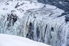 Gullfoss (scrappydoggy) Tags: canon landscape iceland pretty gullfoss 70200 70200mm goldencircle gullfosswaterfall 5dmarkiii