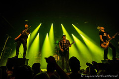 Black Stone Cherry-11 (Robert Westera) Tags: amsterdam rock kentucky melkweg blackstonecherry concertphotografie