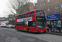 Route 1, Go Ahead London, WVL363, LX60DWO (Jack Marian) Tags: bus london buses eclipse volvo wright tottenhamcourtroad route1 canadawater gemini2 southwarkparkroad wrighteclipse goaheadlondon b9tl volvob9tl wrighteclipsegemini2 wvl363 lx60dwo