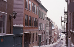 Vieux-Quebec #3 (nroclaniffirg) Tags: newyears