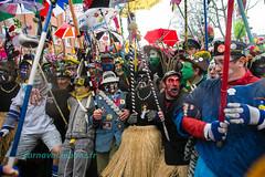 carnaval de Dunkerque 2016 (louis.labbez) Tags: street carnival people france chapeau carnaval gras fête rue maquillage dunkerque nord dunkirk masque chant parapluie défilé déguisement bande 2016 travesti déguisé masquelour grimé labbez