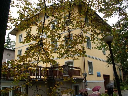 Dom wczasowy Cecylia (Orla 1) w Lądku-Zdroju
