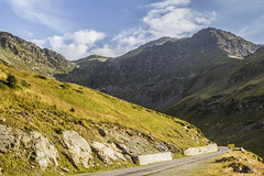 Going up? Hell yeah! (Deathbyhugs) Tags: road morning mountains nature early romania transfagarasan