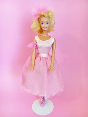 1986 My First Barbie Ballerina Doll #1788 (The Barbie Room) Tags: pink ballet dance ballerina doll barbie first dancer 80s 1986 1980s my