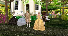 ACT - 700 Cinderella's (Osiris LeShelle) Tags: life theater play stage performance story secondlife second cameo cinderella 700 act cinderellas avilion