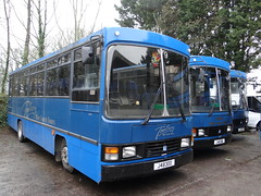 Tantivy 9, 10 & 16 (Coco the Jerzee Busman) Tags: uk blue bus islands coach jersey channel tantivy